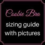 Coobie Bra SIZING GUIDE
